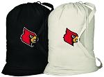Louisville Cardinals Laundry Bags 2 Pc Set