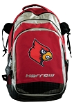 UofL Harrow Field Hockey Backpack Bag Red
