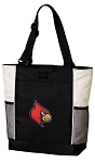 Louisville Cardinals Tote Bag W