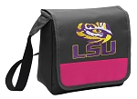 LSU Lunch Bag Cooler Pink