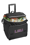 LSU Tigers Rolling Cooler Bag