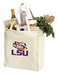 LSU Shopping Bags Canvas