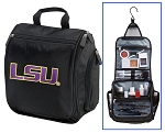 LSU Toiletry Bag or LSU Shaving Kit Travel Organizer for Men
