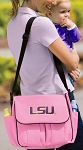 LSU Tigers Diaper Bag