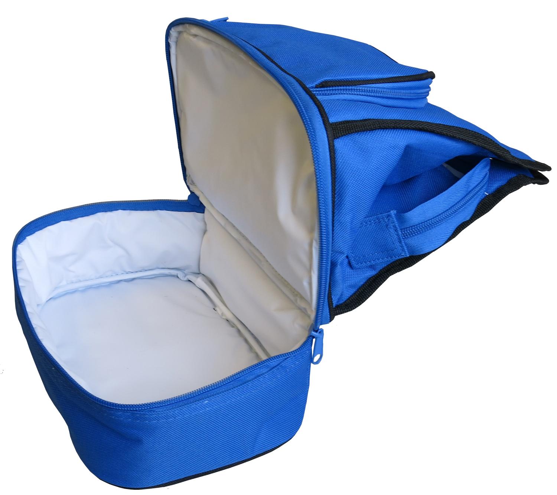 666de8430550 UVA University of Virginia Lunch Bag Blue