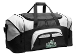 BEST Michigan State Duffel Bags or Michigan State Peace Frogs Gym bags