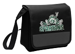 Michigan State Peace Frog Lunch Bag Cooler Black