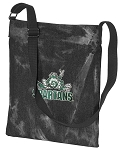 Michigan State Peace Frog CrossBody Bag COOL Hippy Bag