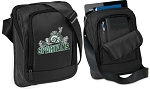Michigan State Peace Frog Tablet or Ipad Shoulder Bag