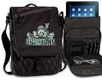 Michigan State Peace Frog Tablet Bags DELUXE Cases