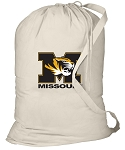 Mizzou Laundry Bag Natural
