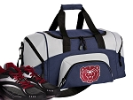 Missouri State Small Duffle Bag Navy