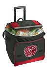 Missouri State Bears Rolling Cooler Bag Red