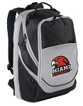 Miami University Redhawks Laptop Backpack