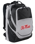 Ole Miss Laptop Backpack