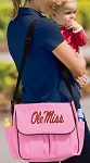 University of Mississippi Diaper Bag