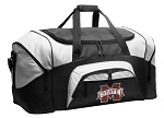 Mississippi State University Duffel Bags or MSU Bulldogs Gym Bags For Men or Women