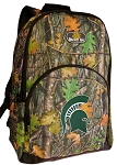 Michigan State Backpack REAL CAMO DESIGN