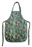 Michigan State Peace Frog Deluxe Camo Apron