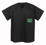 Marshall University Scrubs Tops Shirts