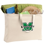 Marshall University Jumbo Tote Bag