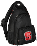 NC State Backpack Cross Body Style
