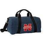 Nebraska Duffel RICH COTTON Washed Finish Blue