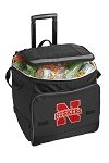 University of Nebraska Rolling Cooler Bag
