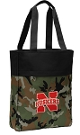 University of Nebraska Tote Bag Everyday Carryall Camo