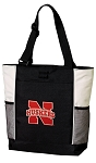 University of Nebraska Tote Bag W