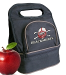 Nebraska Blackshirts Lunch Bag Black