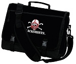 Nebraska Blackshirts Messenger Bags