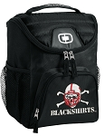 Nebraska Blackshirts Insulated Lunch Box Cooler Bag