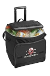 Nebraska Blackshirts Rolling Cooler Bag