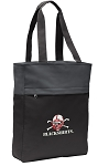 Nebraska Blackshirts Tote Bag Everyday Carryall Black