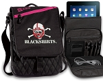 Nebraska Blackshirts Tablet Bags & Cases Pink