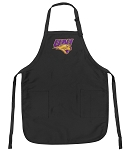 Official University of Northern Iowa Apron Black