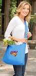 Northern Iowa Tote Bag Sling Style Teal