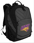 Northern Iowa Deluxe Laptop Backpack Black