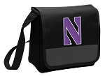 Northwestern Wildcats Lunch Bag Cooler Black