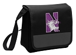 Northwestern University Lunch Bag Cooler Black