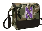 Northwestern Wildcats Lunch Bag Cooler Camo