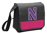 Northwestern Wildcats Lunch Bag Cooler Pink
