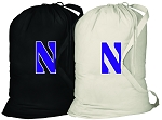 Northwestern University Laundry Bags 2 Pc Set