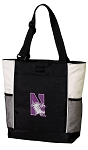 Northwestern University Tote Bag W