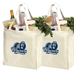 Old Dominion University Shopping Bags ODU Grocery Bags 2 PC SET