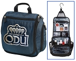 ODU Cosmetic Bag or Shaving Kit Travel Bag Blue