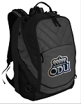 ODU Monarchs Deluxe Laptop Backpack Black