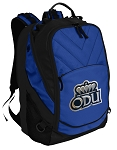 ODU Deluxe Computer Backpack Blue