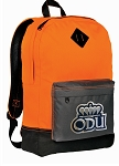 Old Dominion Backpack Classic Style Cool Orange